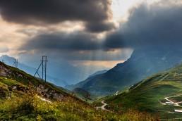 Alpen, Alpenpass, Clouds, Klausenpass, Landschaft und Natur, Orte, Schweiz, Suisse, Switzerland, Uri, Wetter, Wolken