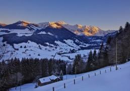 Appenzell, Appenzellerland, Schweiz, Suisse, Switzerland, Säntis, Urnäsch, Winter