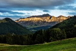 Alp, Alpen, Alps, Alpstein, Appenzell, Appenzellerland, Landschaft und Natur, Orte, Ostschweiz, Schweiz, Suisse, Switzerland, Säntis, Urnäsch
