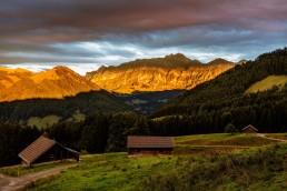 Alp, Alpen, Alps, Alpstein, Appenzell, Appenzellerland, Clouds, Landschaft und Natur, Orte, Ostschweiz, Schweiz, Suisse, Switzerland, Säntis, Urnäsch, Wetter, Wolken
