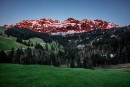 Appenzell, Appenzellerland, Landschaft und Natur, Orte, Ostschweiz, Schweiz, Suisse, Switzerland, Säntis, Urnäsch