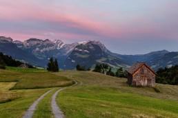 Appenzell, Appenzell Innerrhoden, Appenzellerland, Jahreszeiten, Landschaft und Natur, Natur, Orte, Ostschweiz, Schweiz, Sommer, Suisse, Switzerland, Säntis, summer