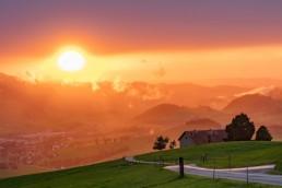 Appenzell, Appenzell Innerrhoden, Appenzellerland, Jahreszeiten, Landschaft und Natur, Natur, Orte, Ostschweiz, Schweiz, Sommer, Suisse, Switzerland, summer