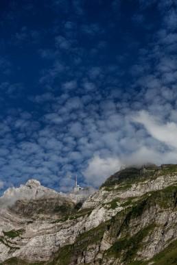 Appenzell, Appenzellerland, Clouds, Landschaft und Natur, Orte, Ostschweiz, Schweiz, Schwägalp, Suisse, Switzerland, Säntis, Wetter, Wolken