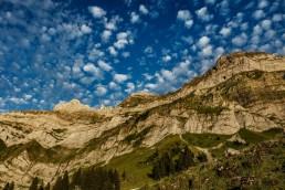 Alpen, Alpstein, Appenzell, Appenzellerland, Clouds, Landschaft und Natur, Orte, Ostschweiz, Schweiz, Schwägalp, Suisse, Switzerland, Säntis, Wetter, Wolken