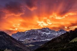 Appenzell, Appenzellerland, Clouds, Landschaft und Natur, Orte, Ostschweiz, Schweiz, Suisse, Switzerland, Säntis, Urnäsch, Wetter, Wolken