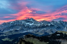 Alpen, Alpstein, Appenzell, Appenzellerland, Clouds, Landschaft und Natur, Orte, Ostschweiz, Schweiz, Suisse, Switzerland, Säntis, Urnäsch, Wetter, Wolken
