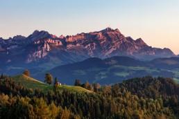 Appenzell, Gais, Schweiz, Sommer, Suisse, Switzerland, Säntis, summer