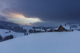 Appenzell, Appenzellerland, Clouds, Landschaft und Natur, Orte, Ostschweiz, Schweiz, Suisse, Switzerland, Wetter, Wolken
