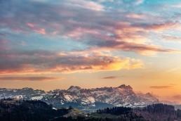 Alpen, Alpstein, Appenzell, Appenzellerland, Bühler, Clouds, Landschaft und Natur, Orte, Ostschweiz, Schweiz, Suisse, Switzerland, Säntis, Wetter, Wolken
