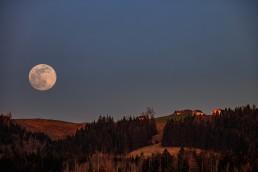 Appenzell, Appenzellerland, Landscape, Landschaft, Landschaft und Natur, Mond, Orte, Ostschweiz, Schweiz, Suisse, Switzerland, Urnäsch, Vollmond