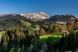 Appenzell, Appenzellerland, Frühling, Jahreszeiten, Landschaft und Natur, Natur, Orte, Ostschweiz, Schweiz, Spring, Suisse, Switzerland, Säntis, Urnäsch