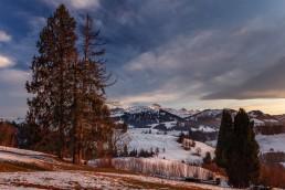 Appenzell, Clouds, Hundwil, Schweiz, Suisse, Switzerland, Säntis, Winter, Wolken