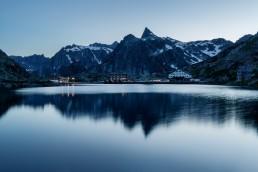 Alpen, Alpenpass, Berg, Berge, Bergmassiv, Bergsee, Col du Grand St-Bernard, Gewässer, Landschaft und Natur, Orte, Schweiz, See, Suisse, Switzerland, Vallais, Wallis