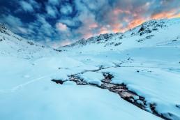 Alpen, Alpenpass, Flüelapsss, Gewässer, Graubünden, Jahreszeiten, Landschaft und Natur, Natur, Orte, Schnee, Schweiz, Suisse, Switzerland, Wetter, Winter