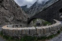 Alpen, Alpenpass, Brücke, Gotthard, Gotthard-Pass, Objekte, Orte, Passo del San Gottardo, Passstrasse, Schweiz, St. Gotthard, St. Gotthard-Pass, Strassenverkehr, Suisse, Switzerland, Uri, Verkehr