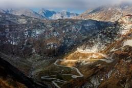 Alpen, Alpenpass, Gotthard, Gotthard-Pass, Orte, Passo del San Gottardo, Passstrasse, Schweiz, St. Gotthard, St. Gotthard-Pass, Suisse, Switzerland, Ticino
