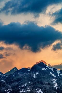 Alpen, Alpenpass, Berg, Berge, Bergmassiv, Clouds, Goms, Grimsel, Grimselpass, Landschaft und Natur, Oberwallis, Orte, Schweiz, Suisse, Switzerland, Vallais, Wallis, Wetter, Wolken
