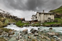 Alpen, Alpenpass, Bach, Gewässer, Graubünden, Landschaft und Natur, Orte, Schweiz, Suisse, Switzerland