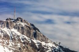 Alpen, Appenzellerland, Gipfel, Landschaft und Natur, Orte, Ostschweiz, Schweiz, Suisse, Switzerland, Säntis, Säntisbahn, Toggenburg