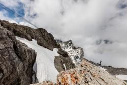 Alpen, Appenzellerland, Clouds, Gipfel, Landschaft und Natur, Orte, Ostschweiz, Schweiz, Suisse, Switzerland, Säntis, Säntisbahn, Toggenburg, Wetter, Wolken