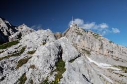 Alpen, Alpstein, Appenzellerland, Gipfel, Landschaft und Natur, Orte, Ostschweiz, Schweiz, Suisse, Switzerland, Säntis, Säntisbahn, Tierwies, Toggenburg