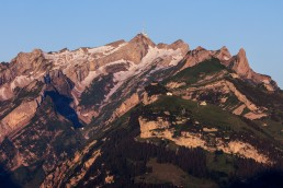 Alpen, Alpstein, Appenzellerland, Aussicht, Gipfel, Landschaft und Natur, Orte, Ostschweiz, Schweiz, Suisse, Switzerland, Säntis