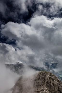 Alpen, Alpstein, Appenzellerland, Clouds, Gipfel, Landschaft und Natur, Orte, Ostschweiz, Schweiz, Suisse, Switzerland, Säntis, Toggenburg, Wetter, Wolken