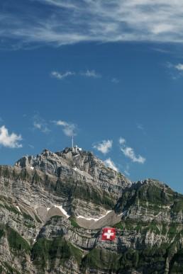 1.August, Alpen, Appenzellerland, Brauchtum und Anlässe, Gipfel, Landschaft und Natur, National Feiertag, Orte, Ostschweiz, Schweiz, Suisse, Switzerland, Säntis