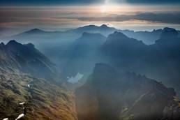 Alpen, Alpstein, Appenzellerland, Aussicht, Gipfel, Landschaft und Natur, Orte, Ostschweiz, Schweiz, Seealpsee, Sonnenschein, Suisse, Switzerland, Säntis, Wetter