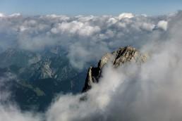 Alpen, Alpstein, Appenzellerland, Aussicht, Clouds, Gipfel, Landschaft und Natur, Orte, Ostschweiz, Schweiz, Suisse, Switzerland, Säntis, Toggenburg, Wetter, Wolken