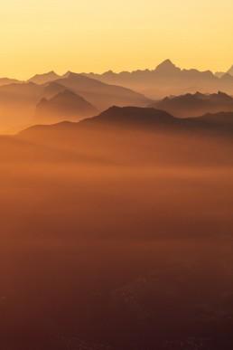 Alpen, Alpstein, Appenzellerland, Aussicht, Gipfel, Landschaft und Natur, Orte, Ostschweiz, Schweiz, Sonnenschein, Suisse, Switzerland, Säntis, Wetter