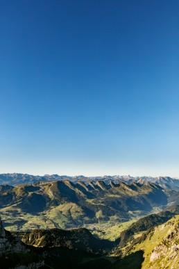 Alpen, Alpstein, Appenzellerland, Aussicht, Churfirsten, Gipfel, Landschaft und Natur, Orte, Ostschweiz, Schweiz, St. Gallen, Suisse, Switzerland, Säntis, Säntisbahn, Toggenburg