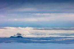Alpen, Appenzellerland, Aussicht, Clouds, Gipfel, Landschaft und Natur, Nebelmeer, Orte, Ostschweiz, Schweiz, Suisse, Switzerland, Säntis, Wetter, Wolken