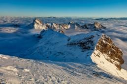 Alpen, Alpstein, Appenzellerland, Aussicht, Gipfel, Landschaft und Natur, Orte, Ostschweiz, Schweiz, Suisse, Switzerland, Säntis, Toggenburg