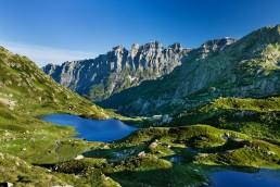 Alpen, Alpenpass, Bergsee, Bern, Berner-Oberland, Gewässer, Landschaft und Natur, Orte, Schweiz, See, Suisse, Sustenpass, Switzerland