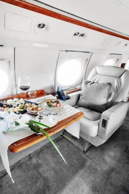 Business jet, Flugzeug, Luftfahrt, Objekte, Verkehr