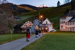Appenzellerland, Brauchtum und Anlässe, Jahresende, Orte, Ostschweiz, Schweiz, Silvesterklausen, Suisse, Switzerland, Urnaesch, Urnäsch