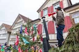 Appenzell, Appenzellerland, Bloch, Brauchtum und Anlässe, Orte, Ostschweiz, Schweiz, Suisse, Switzerland, tradition