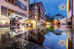 Adventsmarkt, Appenzellerland, Brauchtum und Anlässe, Christmas, Orte, Ostschweiz, Schweiz, Suisse, Switzerland, Trogen, Weihnachtszeit