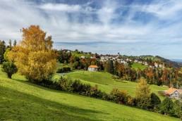 Appenzell Ausserrohden, Appenzellerland, Dorf, Ostschweiz, Schweiz, Suisse, Switzerland, Trogen