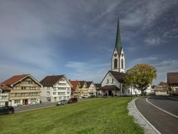 Appenzell Ausserrohden, Appenzellerland, Dorf, Hundwil, Ostschweiz, Schweiz, Suisse, Switzerland