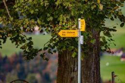Appenzell Ausserrohden, Appenzellerland, Objekte, Orte, Ostschweiz, Schweiz, Stein, Suisse, Switzerland, Tourismus, Verkehr, Wanderweg, Weg, Wirtschaft