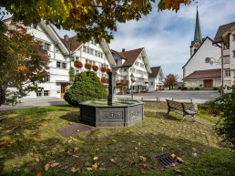 Appenzell Ausserrohden, Appenzellerland, Autumn, Dorf, Fall, Herbst, Ostschweiz, Schweiz, Stein, Suisse, Switzerland