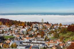 Appenzeller Land Tourismus AR, Appenzeller Vorderland, Dorf, Heiden, Landscape, Landschaft, Ostschweiz, Tourismus