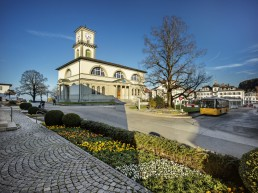 Appenzeller Land Tourismus, Appenzeller Vorderland, Appenzellerland, Dorf, Dorfplatz, Heiden, Landscape, Landschaft, Ortsbild, Ostschweiz, Tourismus