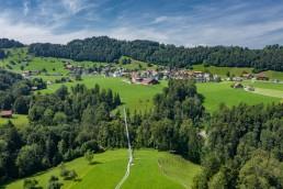 Appenzeller Land Tourismus AR, Appenzeller Vorderland, Tourismus, Verkehr, Wanderweg, Weg