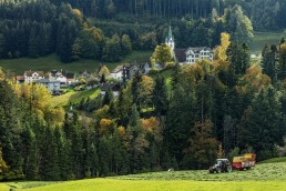 Appenzeller Land Tourismus, Appenzeller Vorderland, Appenzellerland, Dorf, Reute, Schweiz, Suisse, Switzerland, Tourismus