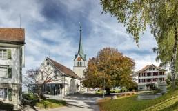 Appenzeller Land Tourismus, Appenzeller Vorderland, Appenzellerland, Dorf, Tourismus, Walzenhausen