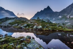Albula, Alpen, Alps, Berg, Berge, Bergmassiv, Bergsee, Graubünden, Lais digl Crap Alv, Schweiz, See, Suisse, Switzerland, lake